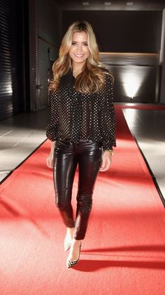 Sylvie Meis Style - November 2013 | Sylvie Meis' schönste Outfits und Looks | POPSUGAR Deutschland Photo 11
