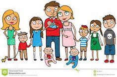 big families vs small families