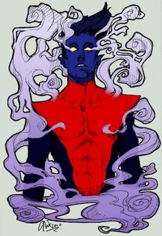 Nightcrawler Smoke by raviolirose