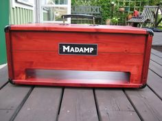 Post a picture of your MADAMP - Seite 6 - Madamp Support (en) - Das Musikding Forum Pictures Of You, Toy Chest, Poster, Storage, Home Decor, Do Your Thing, Music, Homemade Home Decor, Larger