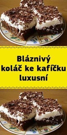 Baking Recipes, Cake Recipes, Banana Plants, Sweet Recipes, Sweet Desserts, Cake Cookies, No Bake Cake, Tiramisu, A Table