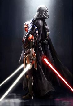 Destiny once saved her... Now she tries to save here former Master.