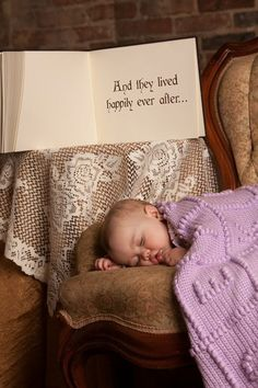 This Baby's Fairytale Photoshoot Is Magic #IncredibleThings  -- SO wanna do this someday!