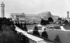 The original Crystal Palace, which burned to the ground in 1936, was designed by Joseph Paxton for the 1851 Great Exhibition. Picture: PA