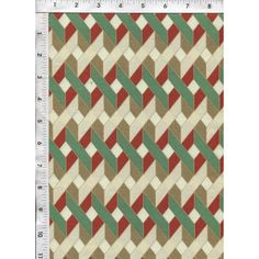 Neat retro geometric pattern adds something different to our Christmas line. http://www.americasbestthreads.com/quilt-cotton-fabric-holiday-christmas-classic-retro-chevron.html
