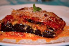 Retete culinare : Vinete parmigiana, Reteta postata de Irina in categoria Mancaruri de legume