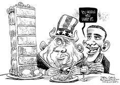 uncle sam political cartoons - - Yahoo Image Search Results
