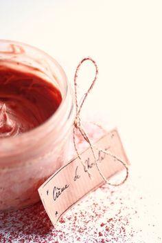 Crème de chocolat (pour le corps!).