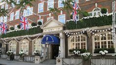 The Gorning Hotel, London When it first opened back in 1910, what wowed the travel industry was that each bedroom was fitted with en-suite bathrooms-- something that had never been seen before at any other accommodation property.