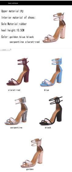 e41ed56a68c High heel buckle large size women s shoes export women s shoes fashion  black 35 10067970