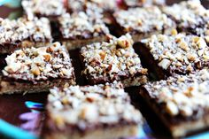 toffee squares