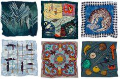 Charlotte Linton scarves