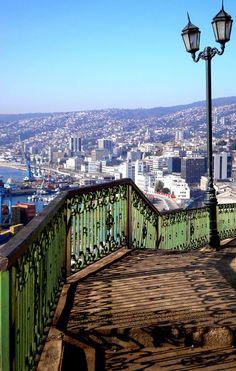 Chile, Valparaiso. Foto de Mauricio Gallardo Castro