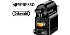 Cafetera Nespresso Inissia Delonghi. 72.26€. 5% ahorro. #ofertas #descuentos #ahorro #decoracion #hogar #cafeteras #cafeteras_nespresso