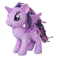 Transformers My Little Pony Friendship Is Magic Princess Twilight Sparkle Small Plush