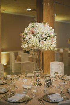 Photo: Day 7 Photography - wedding centerpiece idea