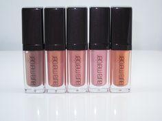 Laura Mercier Bare Nudes Mini Lip Glace Set