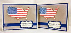 Enchanted Ladybug Creations: Thank You For Your Service - Taylored Expressions Stars & Stripes