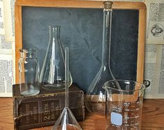 Image result for vintage science lab painting equipment Stem Science, Wine Decanter, Barware, Lab, Image, Painting, Wine Carafe, Painting Art, Labs