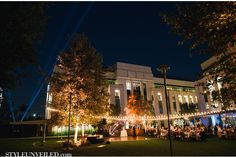 A Los Angeles Wedding at Sony Pictures Studios coordinated by LVL Weddings and Events