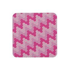 Trendy Oriental Vintage Patterns Coasters