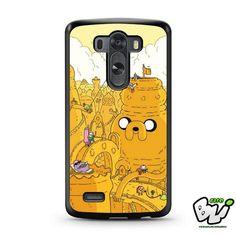 Adventure Time Jake iPhone 6 Plus Case 6s Plus Case, Iphone 6 Plus Case, 6 Case, Samsung Galaxy S6, Galaxy S7, S7 Edge, Iphone Se, Adventure Time, Phone Cases