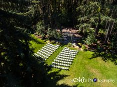 www.mjsphotography-eugene.com MJ's Photography Wedding Photography. Wedding Photographer. Drone. Drones. Drone Photography. Wedding Day. Ceremony. Seating. Ideas. Thoughts. Must Have Photos. Pictures. Photographs. Portraits. Outside. Outdoors. In the woods. Woodsy. trees. Sun. Summer wedding. bride and groom. northwest. Pacific Northwest. Local. Bend. Oregon. Eugene. Salem. Albany. Portland. Getting Married. Must Haves. Venue. Location.