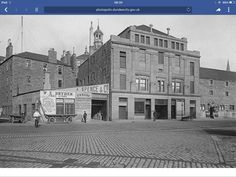 Rear view of Gilfillan Church, Dock Street Dundee Dundee City, Rear View, Old Photos, Scotland, Street View, Memories, History, Old Pictures, Memoirs