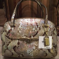 ⚡️MONDAY SALE⚡️Anne Klein Purse New With Tag  Women's Beautiful, ANNE KLEIN PURSE. GREAT EVERY DAY PURSE NOT TO BIG NOT TOO SMALL, PROX. SIZE 11x11x13 NEW WITH TAG 15% OFF BUNDLE OF 3 IN MY CLOSET, CHECK OUT OTHER ITEMS AND SAVE. OFFERS CONSIDERED ON EVERYTHING IN MY CLOSET..  HURRY WON'T LAST‼️‼️‼️ Bags Totes