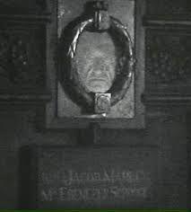 A Christmas Carol - Door knocker
