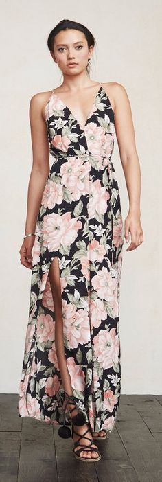 Wedding Guest Dresses | Reformation Citrine Dress ($258)
