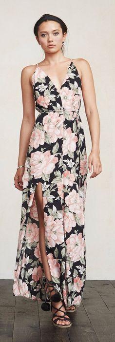 Wedding Guest Dresses | Reformation Citrine Dress ($258)