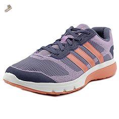 Adidas Turbo 3.1 Women US 10 Purple Sneakers - Adidas sneakers for women (*Amazon Partner-Link)