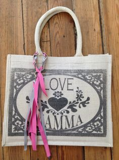 Twokids bag love mamma