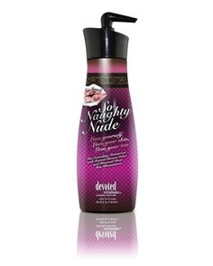 So Naughty Nude is a bronzing tan extender with diamond dust illuminators that will help maintain your beautiful tan!