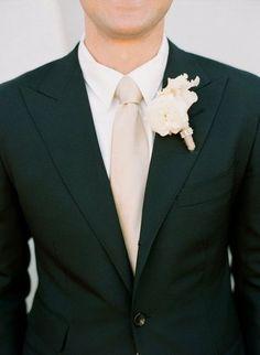 groom black, boys charcoal/grey  REVEL: Champagne Groom's Tie
