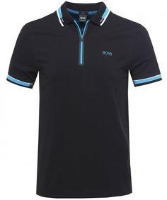 Shop the La Martina Pique Vaughan Polo Shirt online. Polo Shirt Outfits, Polo T Shirts, Design Kaos, Polo Shirt Design, Camisa Polo, New Fashion, Shirt Designs, Hugo Boss, Tennis