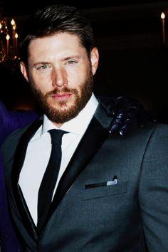 Jensen at the Saturn Awards 2016