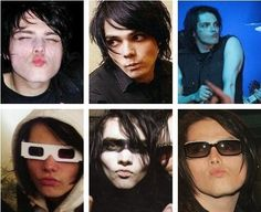Gerard's duckface << no ducking Way (yes I did. I just made two puns in one sentence leave me alone)