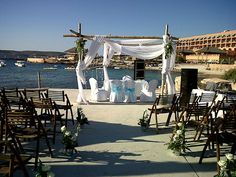 A truly beautiful romantic storybook backdrop for one of life's most special events.  Imagine making a stunning arrival by boat greeting your husband-to-be and loved ones in what will turn out to be a fantasy wedding of unique proportions.  Weddings in Malta can make this dream come true http://weddingsinmalta.net
