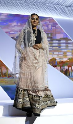 Cannes Film Festival Looking Stunning , Outshines Vidya Balan Victor Hugo, Brown Fashion, Asian Fashion, Women's Fashion, Vidya Balan, Bollywood Stars, Bikini Pictures, Bollywood Celebrities, Cannes Film Festival