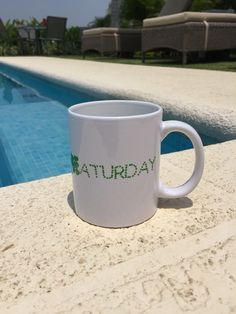 Tazas personalizadas #tazas #mugs #sublimacion #sublimation #BEseries #Be #Saturday
