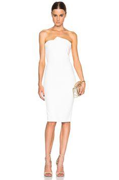 Esther Strapless Dress