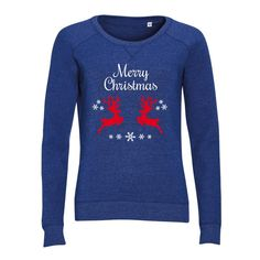 Pull de Noël tendance #noel #pulldenoel #sweatshirt #fashion #christmas