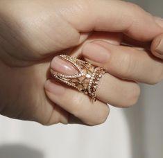 Nails Wedding Sparkle Bride Ideas For 2019 - diamond jewellery - Stylish Jewelry, Cute Jewelry, Jewelry Accessories, Fashion Jewelry, Jewelry Design, Unique Jewelry, Vintage Jewelry, Nail Ring, Ring Verlobung