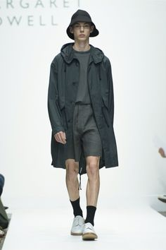 Margaret Howell Fashion Show Menswear Collection Spring Summer 2017 in London