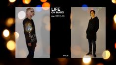 W 12-13 _ life on mars | Knob Musician Design
