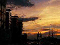 Sunset photo image