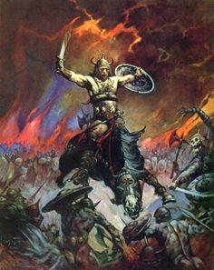 "Frank Frazetta's ""Conan the Conquerer"" sells for $1 million"