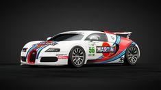 Forza Horizon 3, Martini Racing, Gt Cars, Car Wrap, Car Decals, Le Mans, Car Ins, Bugatti, Nascar